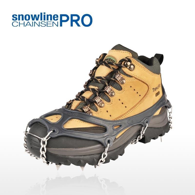 hot sale online 2618b 05d28 Snowline Chainsen PRO Schuh Spikes - Schneeschuh-Center Allgäu